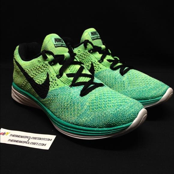 b358f9a2f0d8 Women s Nike Flyknit Lunar3 US size 7.5