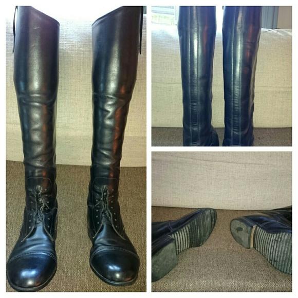 93002b849c8a4 E.Vogel custom riding boots