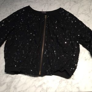 Sparkle & Fade Jackets & Blazers - Sequined jacket