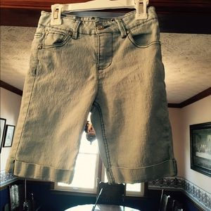 Arizona Jeans Other - Kids jean shorts size 10.