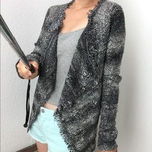 360 sweater Sweaters - new! 360 sweater grey cardigan.