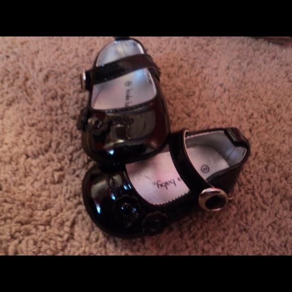 off Koala Other Baby girl black Koala dress shoes