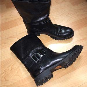 Via Spiga Moto Boots 7