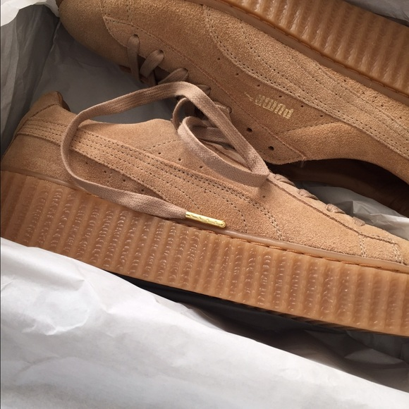 Puma Rihanna Brown