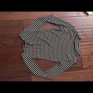 Brandy Melville striped tee