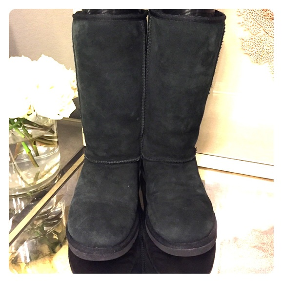 black classic ugg boots sale