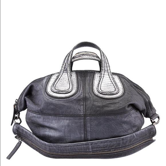 cfff40f9132 Givenchy Handbags - AUTH RARE $2500 Givenchy Med Nightingale Bag