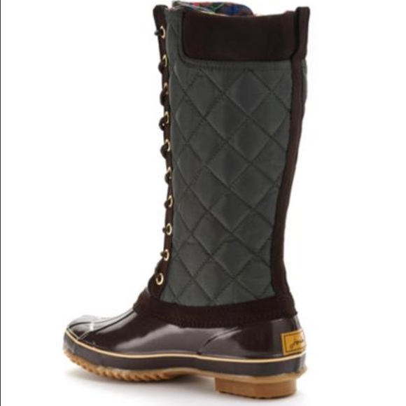 49% off LL bean boot Shoes - Joules Lace up Muck Boot/ Bean boot ...