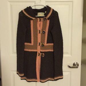 Anthropologie Sparrow Sweater Coat
