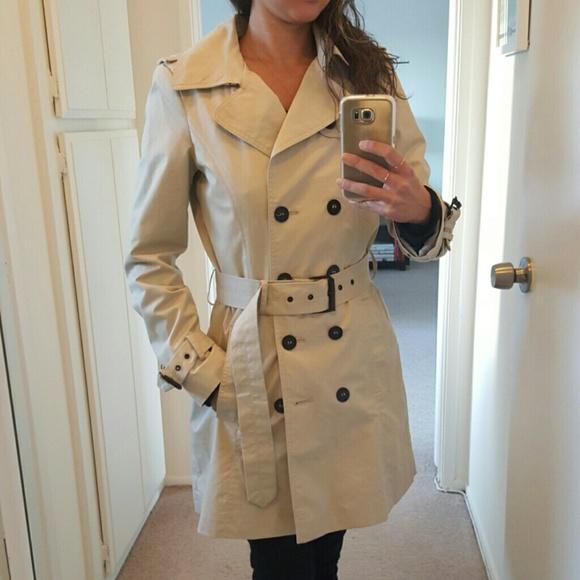 73% off Zara Jackets & Blazers - Zara trench coat from ...