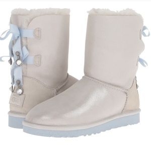 Authentic Bailey Bow UGG boots