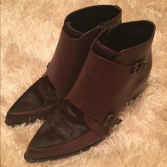 64923834d93586 Sam Edelman Reese monk boots. M 564531c9f0137d3fe6000e44