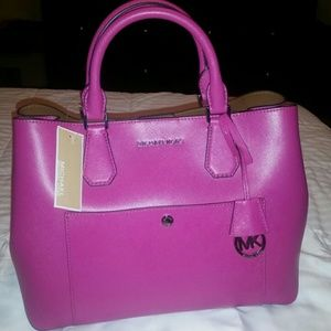 Michael Kors Handbags - Michael Kors Satchel