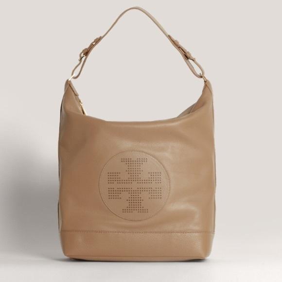 c953a25da288 Authentic Tory Burch Kipp Hobo Handbag w  dust bag