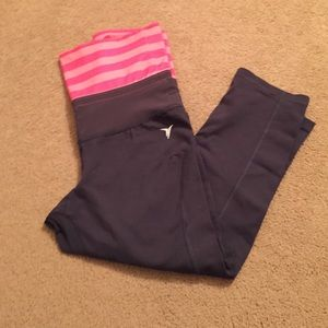 Old navy active Cropped leggings, size Small