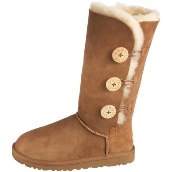 5a7112a13e9 UGG Bailey Camel 3 Button Tall Boot💕