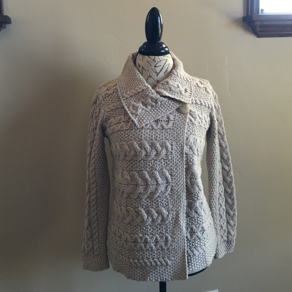 83 off inis crafts sweaters merino wool sweater from for Inis crafts sweater price