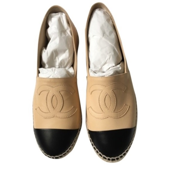 CHANEL ⭐$900 Chanel espadrilles 39 US 8 from gracie s