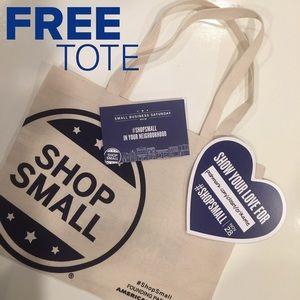 FREE Handbags - FREE TOTE! GWP
