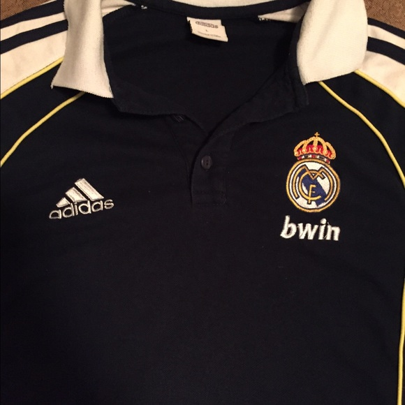 b5fd3658c3 Adidas Other - Men's Adidas Real Madrid Polo⚽ 🇪🇸