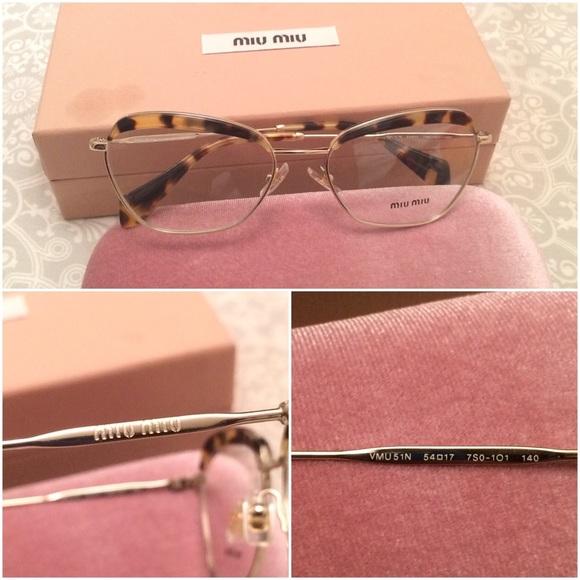 miu miu eyeglass frame - Miu Miu Eyeglasses Frames