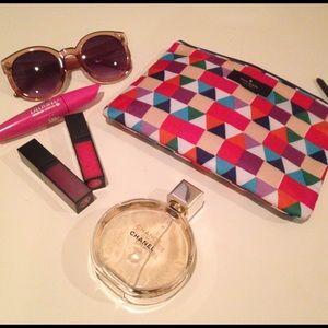 🎉👛3X HP👛🎉 Kate Spade cosmetics bag NWOT