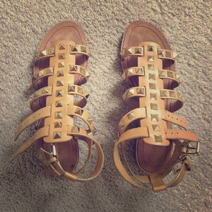 Rebecca Minkoff Leather Sandals