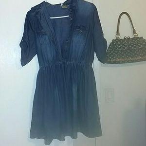 Dresses & Skirts - Blue jean dress