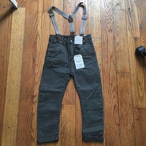 7bf60f567 Zara Pants | Brand New Boy Collection Trousers | Poshmark