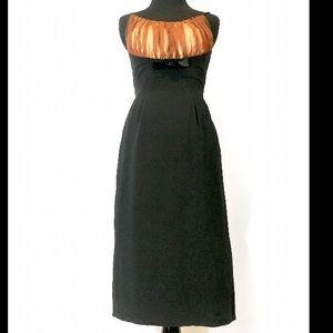 True Vintage 1950's Wiggle Dress