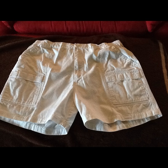 TALOS - Mens Cargo Short-white 36 - Walmart.com