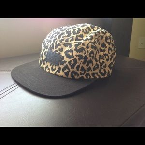 a9b8a70b7b6 Vans Accessories - Vans 5 Panel Animal Print Leopard Hat