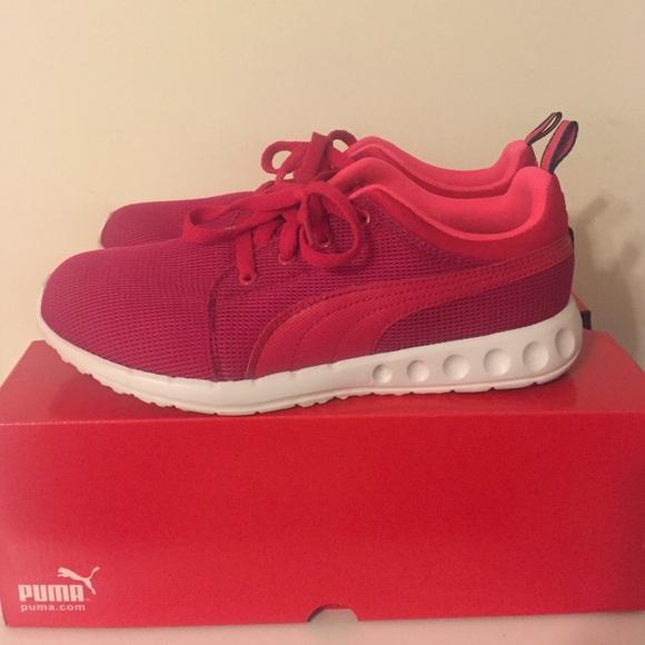 11d5567eea3 ... Puma Carson Runner Pink Running Shoe. M 5646626a01985e685d002bc4