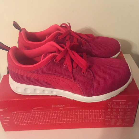 46% off Puma Shoes - ✨SALE Women's Puma Carson Runner Pink ...