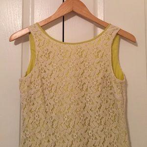 loft | fun lace dress | 2p