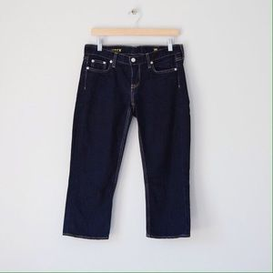 J. Crew Matchstick cropped jeans Size 28