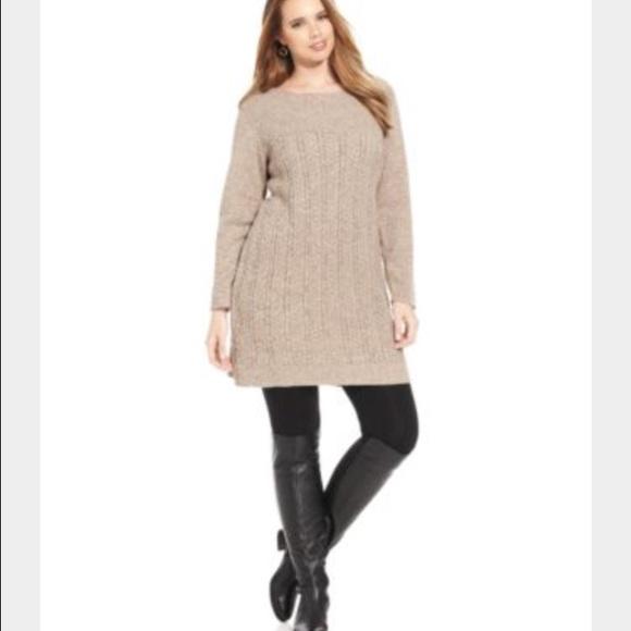 ea5f6ece98 style co plus size long sleeve dress