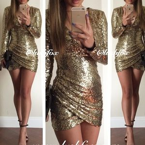Dresses & Skirts - Sequin party dress