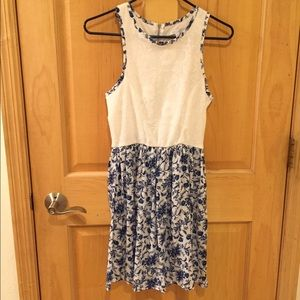 Dresses & Skirts - Excellent condition floral dress from Delia's