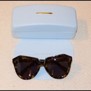 "Karen Walker Accessories - Karen Walker ""Number One"" sunglasses"