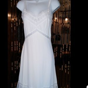 Sears Other - BEAUTIFUL VINTAGE 1960 SEARS WHITE SLIP