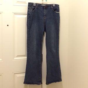 Fashion Bug Medium Wash Bootcut Jeans size 16/18