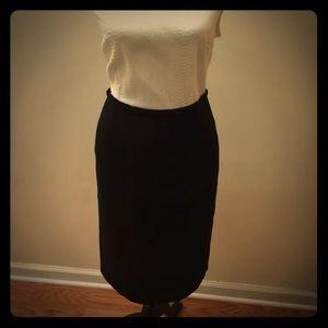 Armani pencil skirt