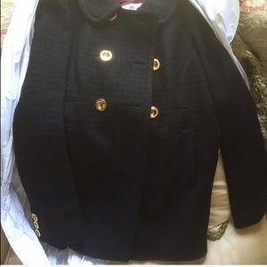 Juicy Couture Wool pea coat