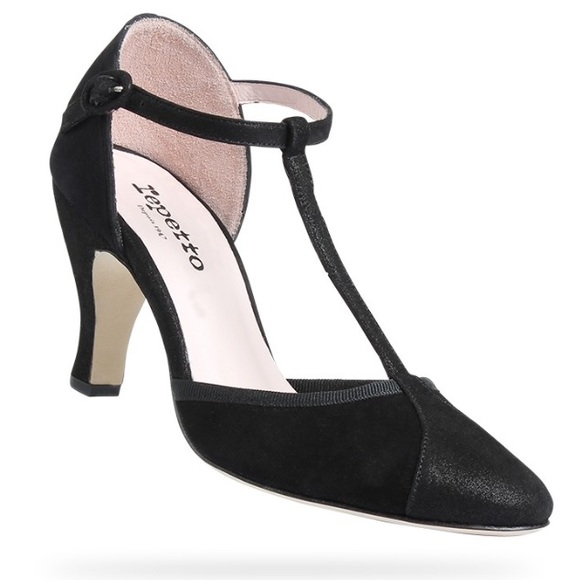 b9246dddcca REPETTO Paris Baya T-Strap Shoe