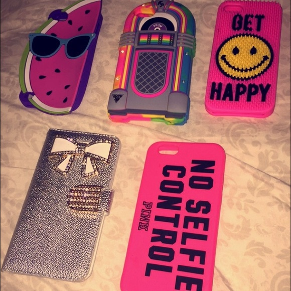 newest abecf b3e2d All different IPhone 5/5S/5C & iPhone 6/6S cases