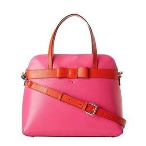 kate spade maise Kirk pink bag NWT