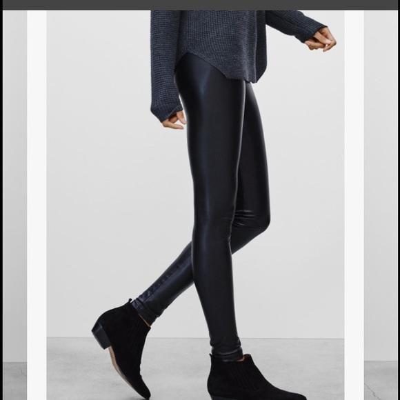 3fa7721a5725c1 Wilfred Free Pants | Daria Pant Vegan Leather Leggings | Poshmark