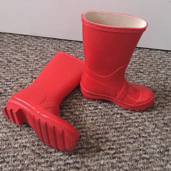 Harper Canyon - Rain boots Toddler size10 from Qusheem's closet on ...