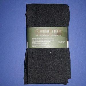 da6b606490775 Eddie Bauer Accessories - Eddie Bauer charcoal grey heather tights